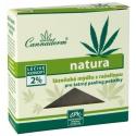 Cannaderm Natura kúpeľné mydlo s rašelinou