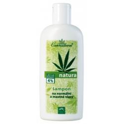 Natura šampón na normálne a mastné vlasy