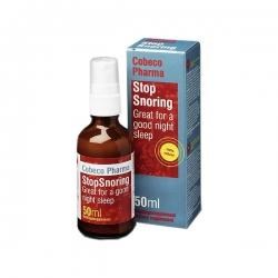 Stop chrápaniu- 50 ml