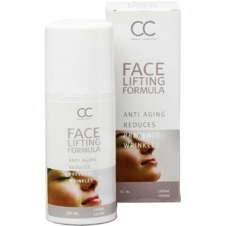 CC Vyhladzujúci krém na tvár - 50 ml