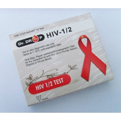 HIV test Dr. Drop 1/2