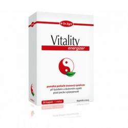 Dr Egrt- Vitality energizer 30 cps