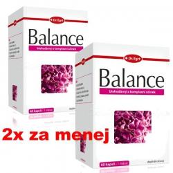 Balance 60+60 cps