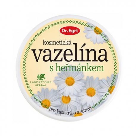 Kozmeticná vazelína harmanček