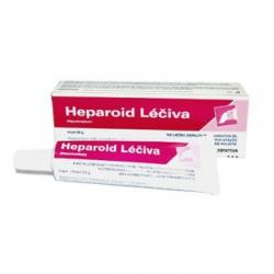Heparoid Léčiva ung der 1x30 g (tuba Al)