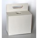 Krabica na medicínsky ostrý kontaminovaný odpad