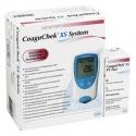 CoaguChek® XS, koagulačný analyzátor stolový na meranie hemokoagulácie 1 x 1 ks