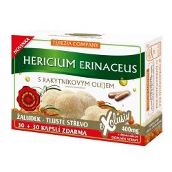 HERICIUM ERINACEUS S RAKYT. OLEJ cps. 30+30ZDARMA