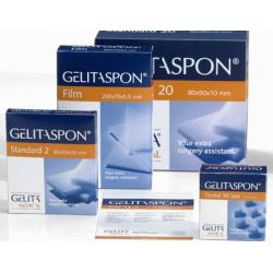 Gelita-spon vankúšik na rýchle zastavenie krvácania