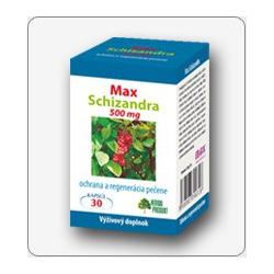 Max Schizandra 30kapsúl
