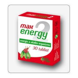 Max Energy 30tabliet