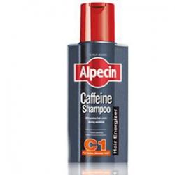 Alpecin C1 kofeínový šampón pre znateľne viac vlasov