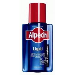 Alpecin Liquid zabraňuje vypadávaniu vlasov
