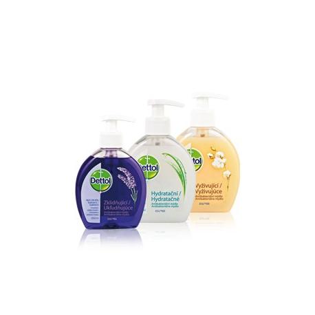 Dettol antibakteriálne tekuté mydlo