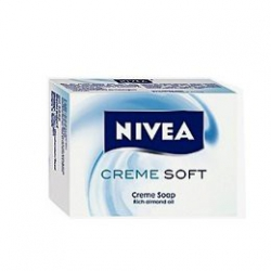 Nivea Cream soft mydlo