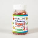 Kid´s Gummy Omega 3 s DHA + EPA