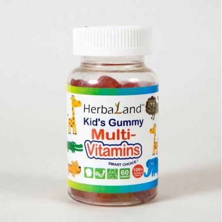 Kid´s Gummy Multivitamín