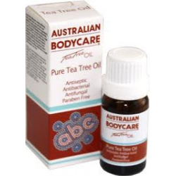 Tea Tree OIL 100% 10 ml Australian BODYCARE