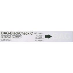 BAG-BlackCheck C chemický indikátor pre monitorovanie vlhkej sterilizácie