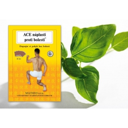 ACE náplasť proti bolesti