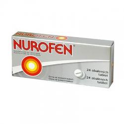 NUROFEN 400 mg tbl obd 24x400 mg (blis.)