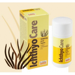 IchthyoCare šampón proti lupinám 3% 100ml