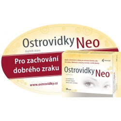 Ostrovidky Neo 30 cps+ 15 cps