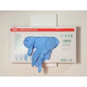 Držiak na jednorázové rukavice nástenný
