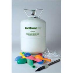 Balloonkit sada 30 balónov s fľašou hélia na akúkoľvek oslavu