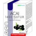 ACAI 1400 NATUR regenerace, antioxidant EDEPHARMA