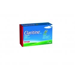 CLARITINE 10 mg tbl 7x10 mg