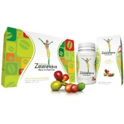 Zelená káva na chudnutie 20 kapsúl