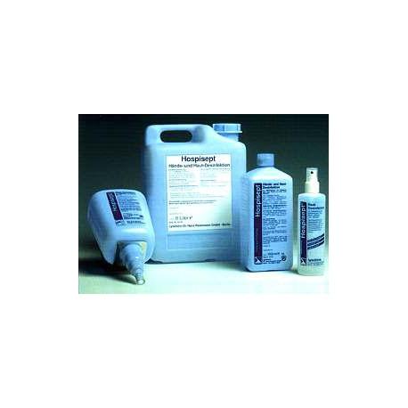 Hospisept - Alkoholický dezinfekčný prostriedok na ruky a pokožku