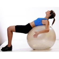 GYMY ABS - Fitlopta na cvičenie