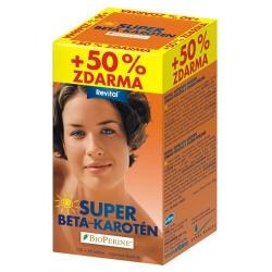REVITAL Super Beta-karoten +50% zdarma