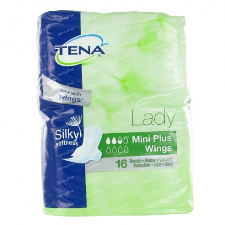 Tena LADY MINI PLUS WINGS- vložky