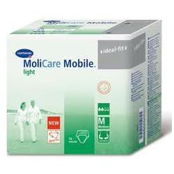 Molicare MOBILE LIGHT MEDIUM/LARGE - navliekacie nohavičky
