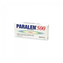 PARALEN 500 tbl 24x500 mg (blis.Al/PVC)