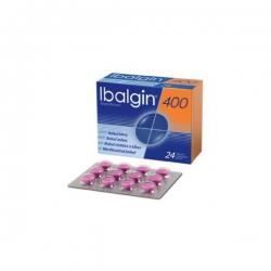 Ibalgin 400 tbl flm 100x400 mg (fľ. PE)