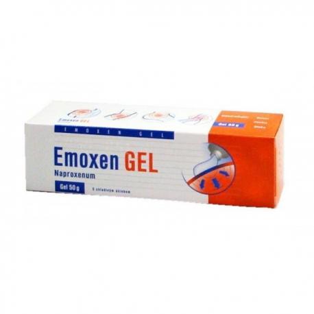 Emoxen Gél gel der 1x100 g