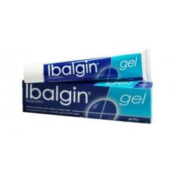 Ibalgin gel gel der 1x50 g 5 % (tuba Al)