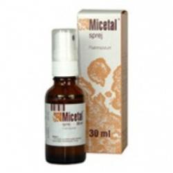 MICETAL roztok sol der 1x30 ml (HDPE fľ.)