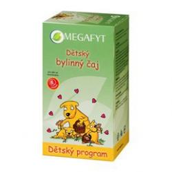 MEGAFYT Detský bylinný čaj 20x2g