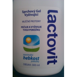 Lactovit sprchový gél 500 ml
