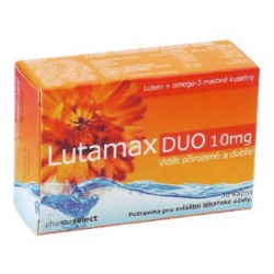 Lutamax duo 10 mg 30 cps