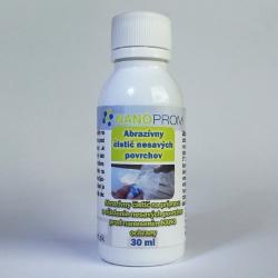 Abrazívny čistič na prípravu povrchu - rôzne objemy