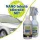 Set NANO nevidiľné tekuté stierače pre 1 až 5 áut