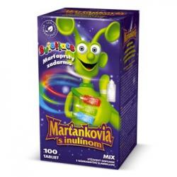 MARŤANKOVIA S INULÍNOM - mix 100tbl + darček