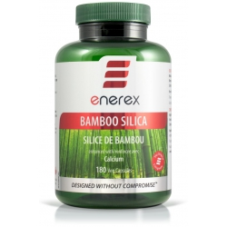 Enerex Bamboo Silica - Silica and Calcium - 90 x 100mg
