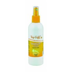 TOP GOLD Deodorant s arnikou + Tea Tree Oil 150 g
